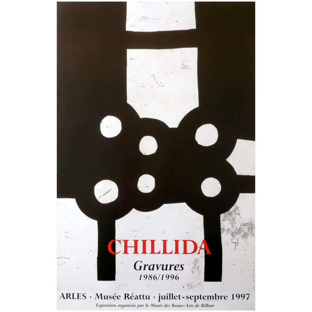 Eduardo Chillida / Gravures 1986 1996