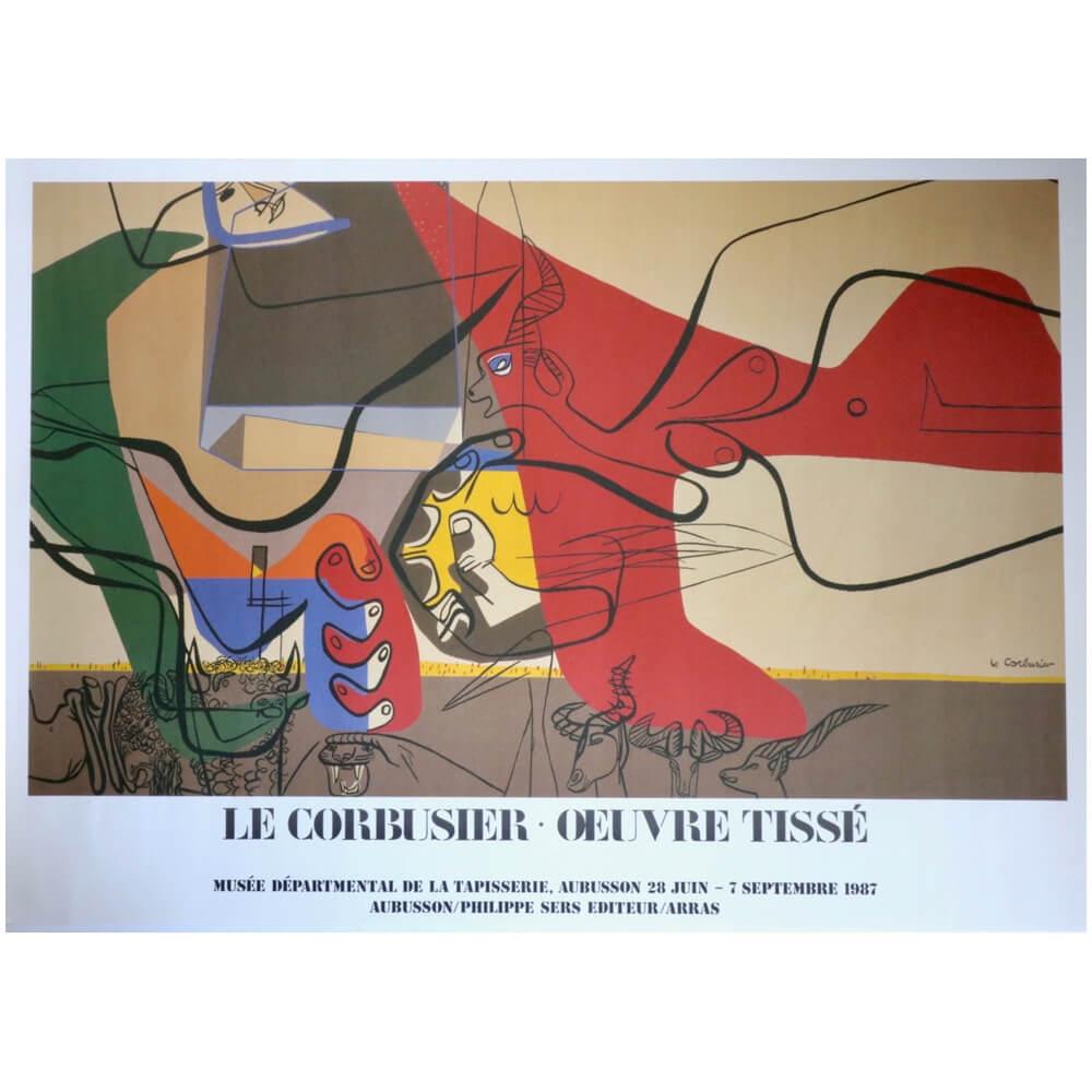 Le Corbusier / OEUVRE TISSE