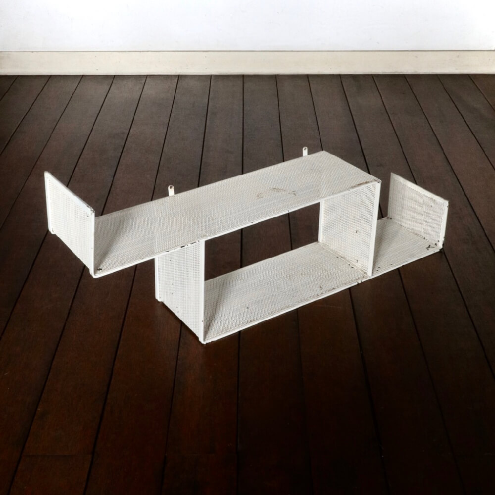 Mathieu Mategot / Shelf / White