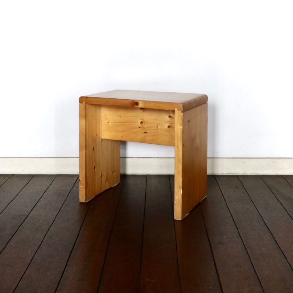 Charlotte Perriand / Stool for Les Arcs