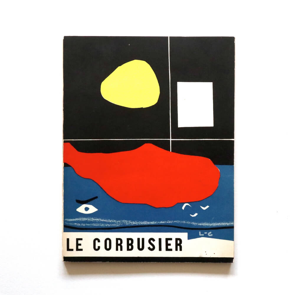 <img class='new_mark_img1' src='https://img.shop-pro.jp/img/new/icons7.gif' style='border:none;display:inline;margin:0px;padding:0px;width:auto;' />LE CORBUSIER Musee National D'art Moderne Paris 1962-63