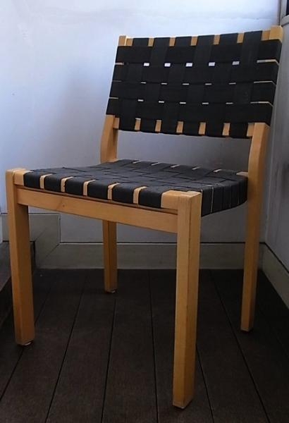 Alvar Aalto/Chair No.611