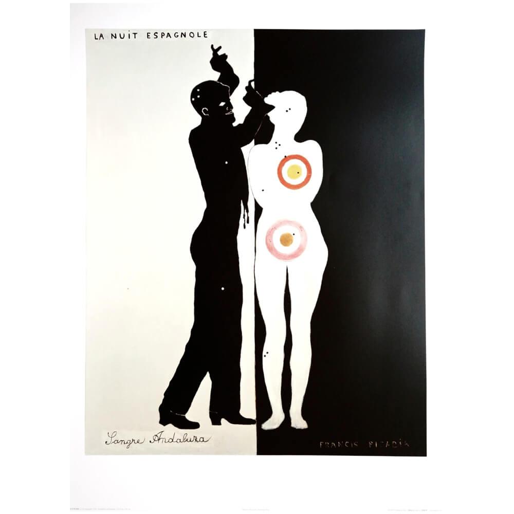 Francis Picabia / La Nuit Espagnole