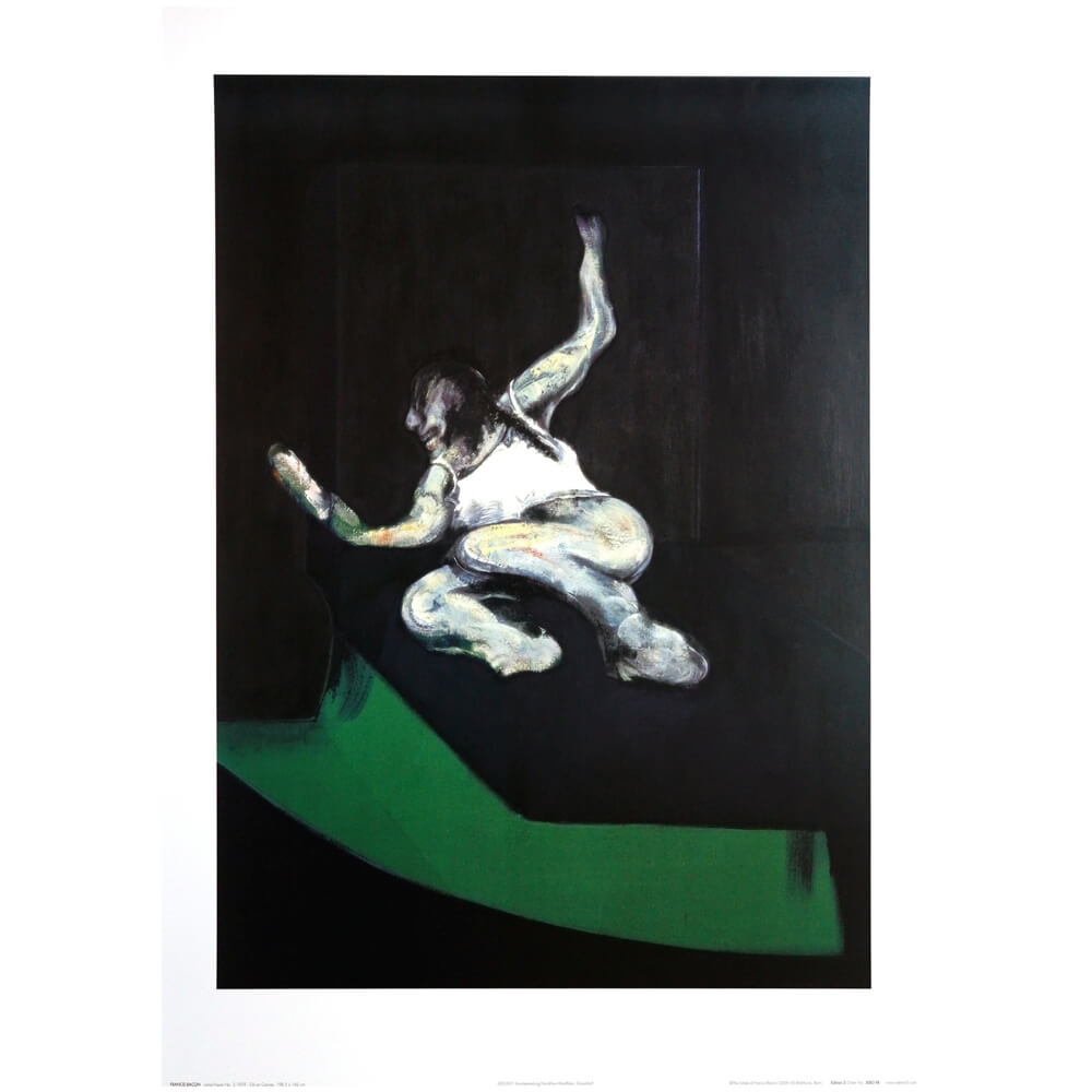 Francis Bacon / Lying figure NO3