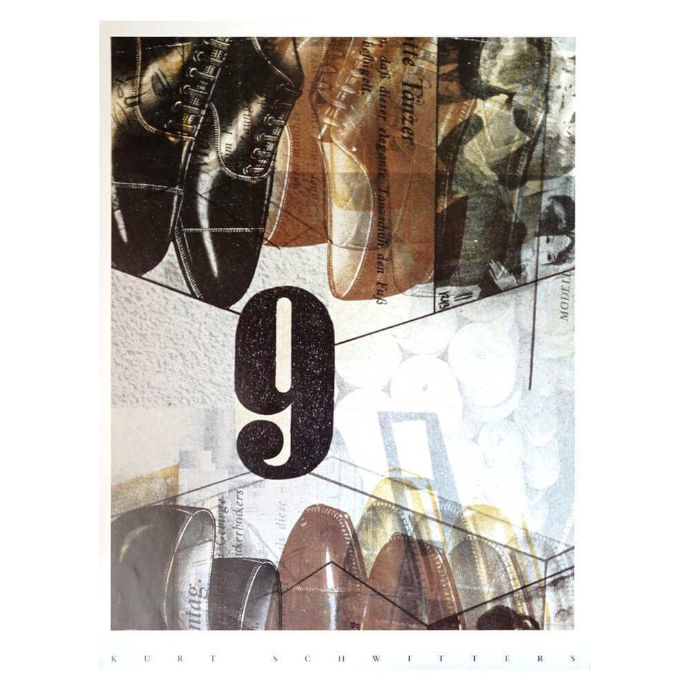 Kurt Schwitters / Numero 9