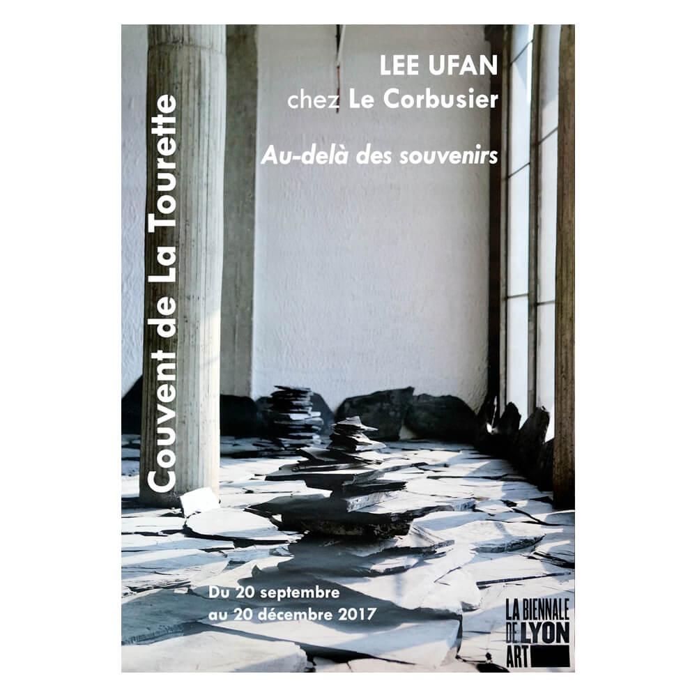 Lee Ufan(李 禹煥) / Chez Le Corbusier
