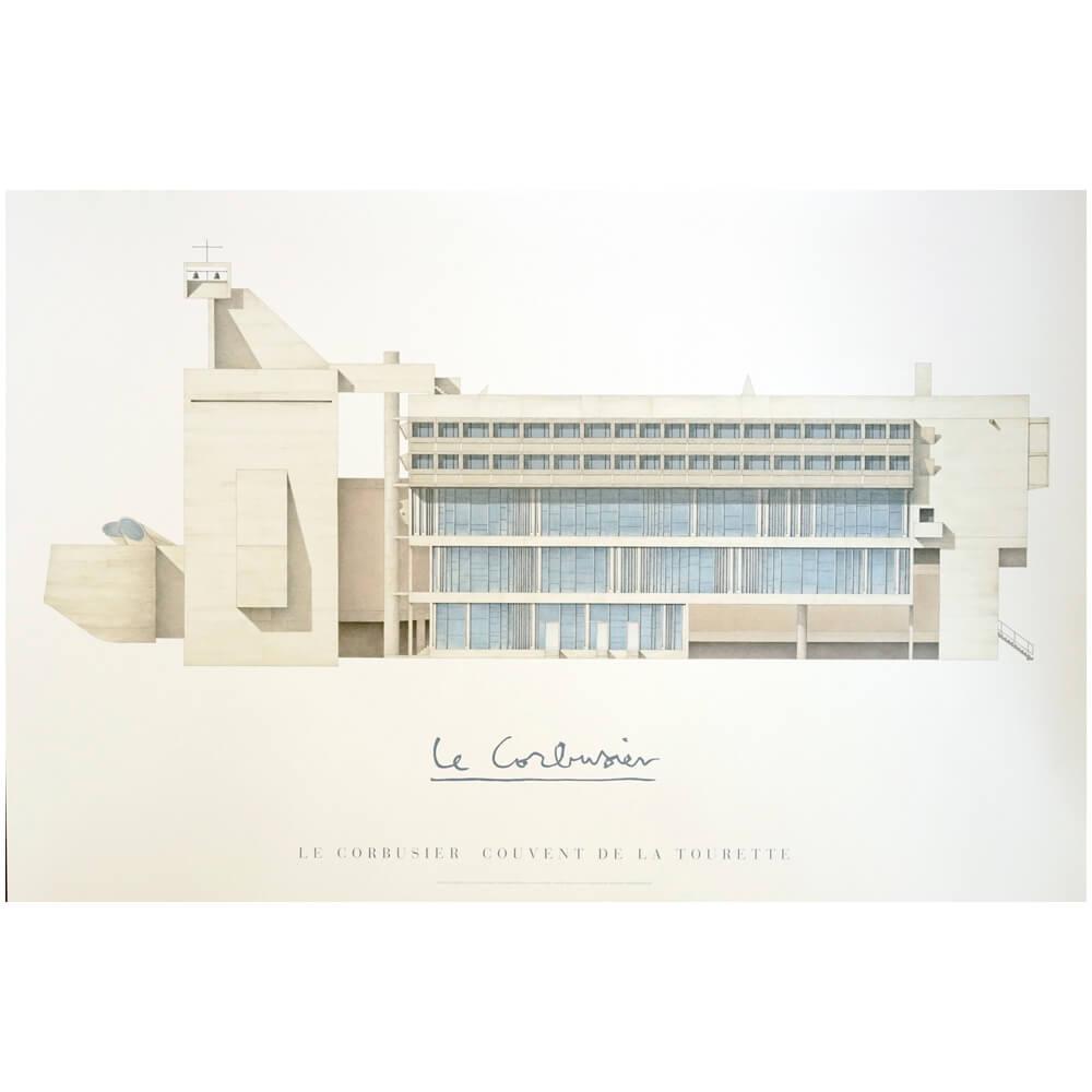 Susanne Mocka / LE CORBUSIE De LA TOURETTE