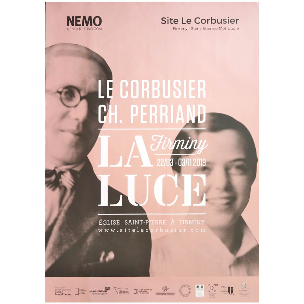 Site Le Corbusier Firminy / Le Corbusie Ch.Perriand