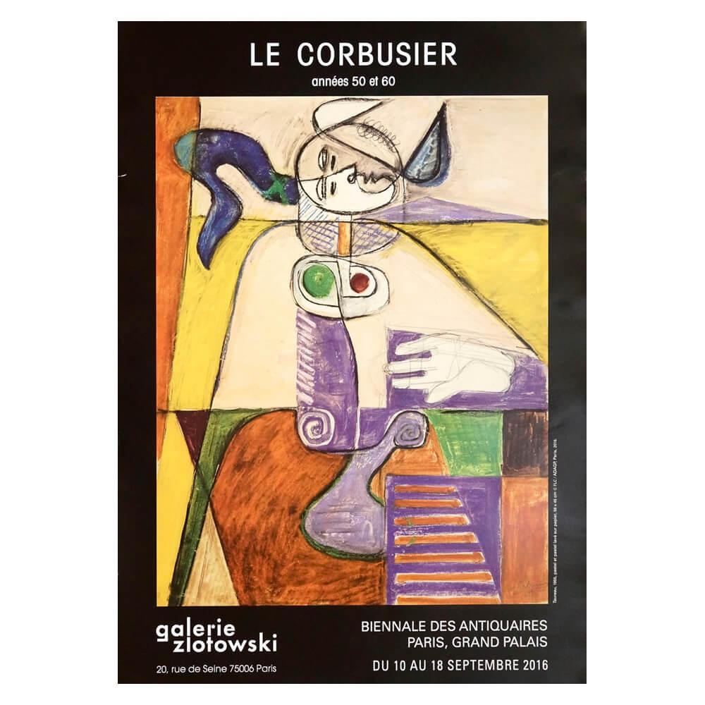 Le Corbusier années 50 et 60