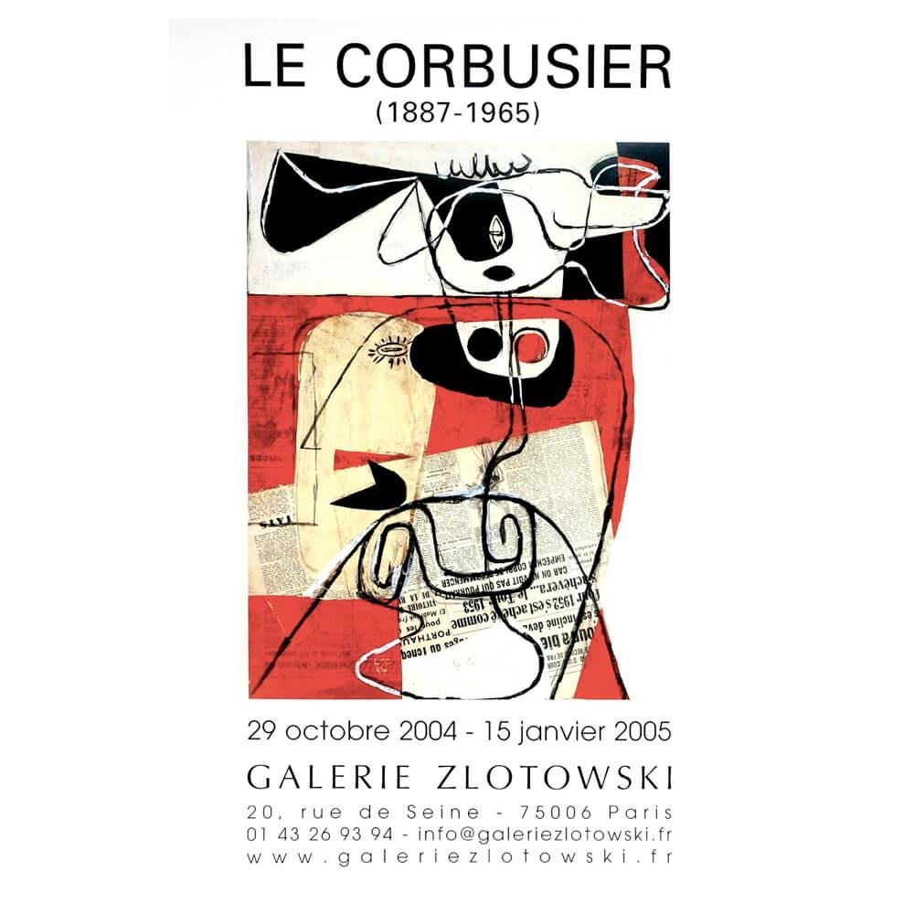 Galerie  Zlotowski /  Le Corbusier 1887-1965 /B