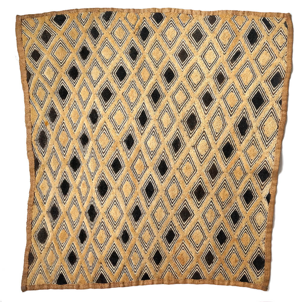 Congo/Kuba/Vintage Raffia Cloth/G