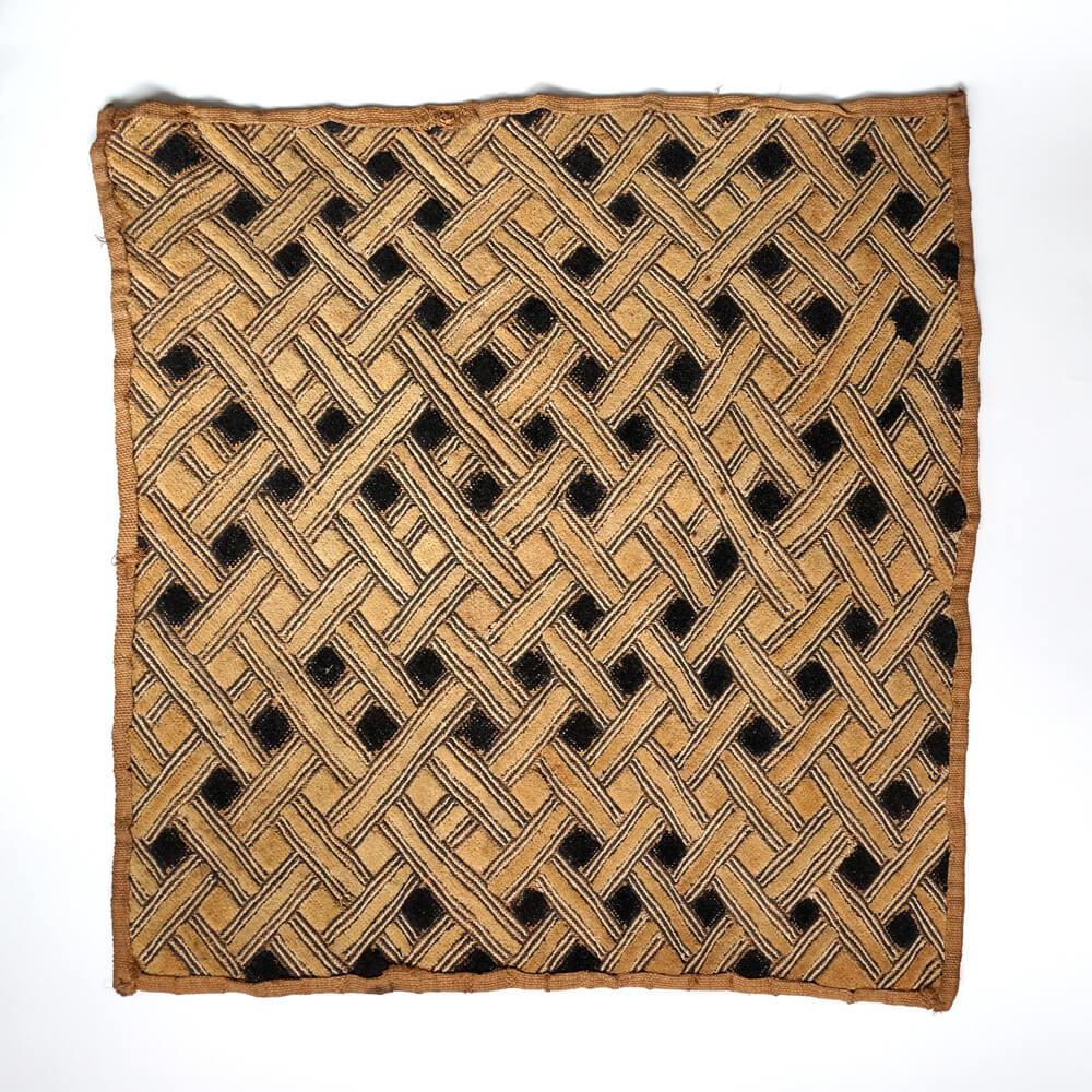 Congo/Kuba/Vintage Raffia Cloth/F