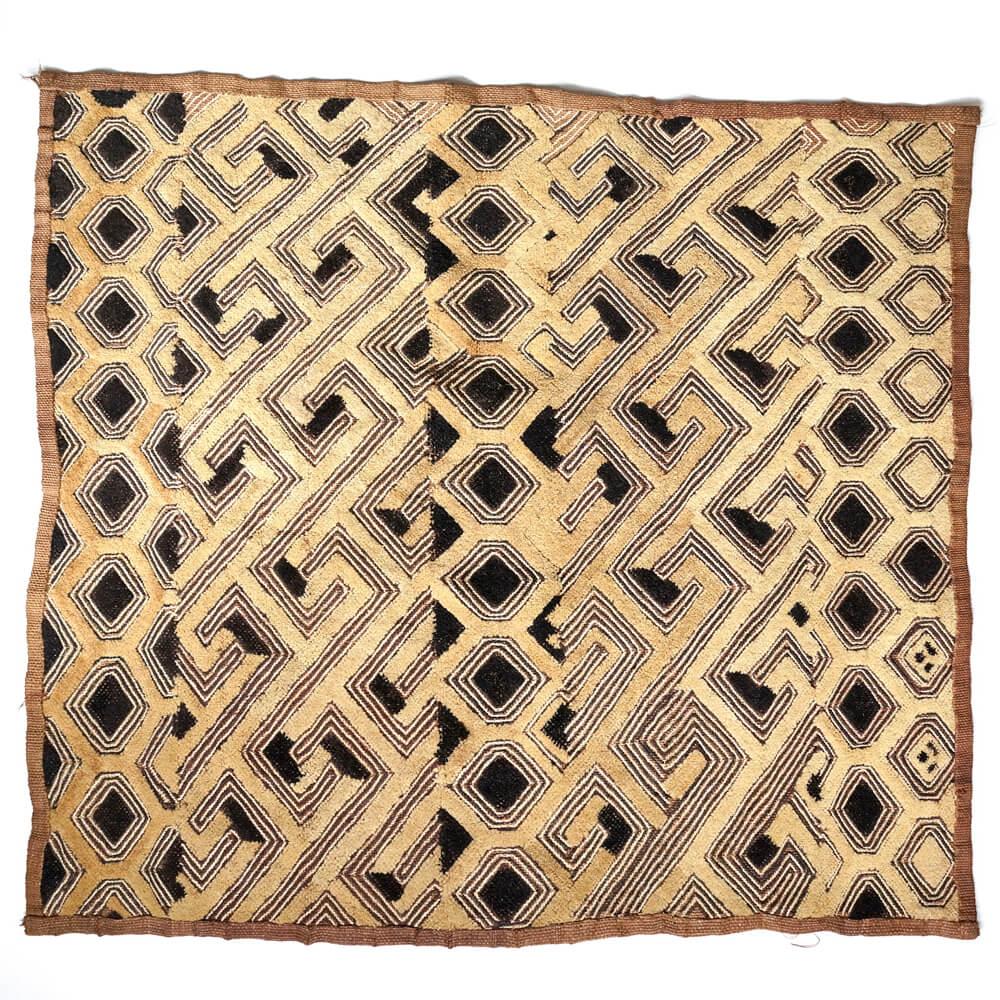 Congo/Kuba/Vintage Raffia Cloth/E