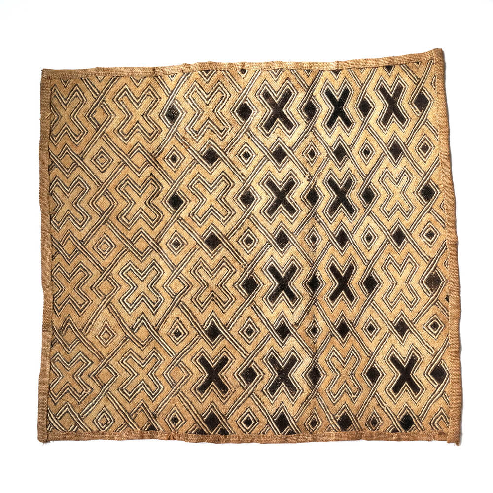 Congo/Kuba/Vintage Raffia Cloth/D