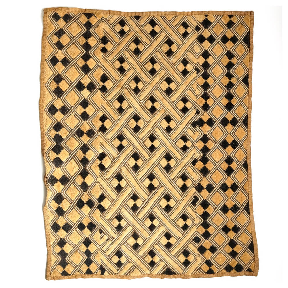 Congo/Kuba/Vintage Raffia Cloth/C