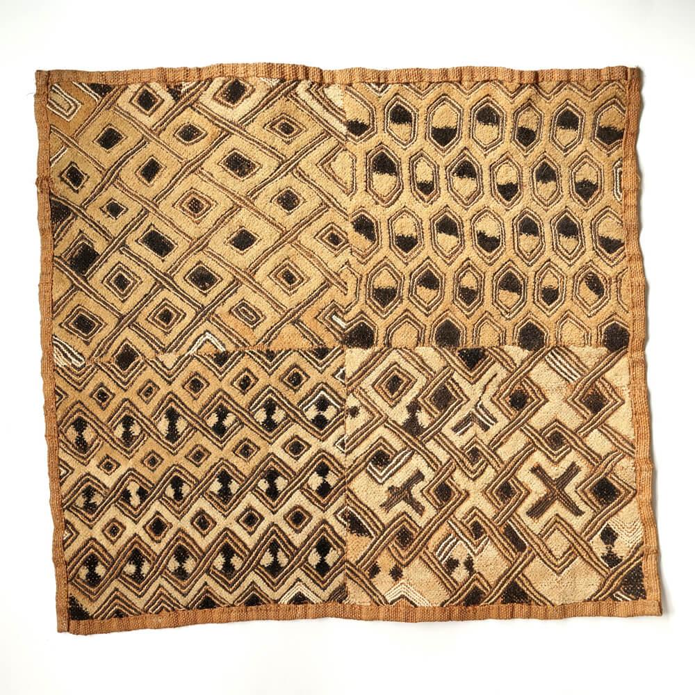 Congo/Kuba/Vintage Raffia Cloth/A