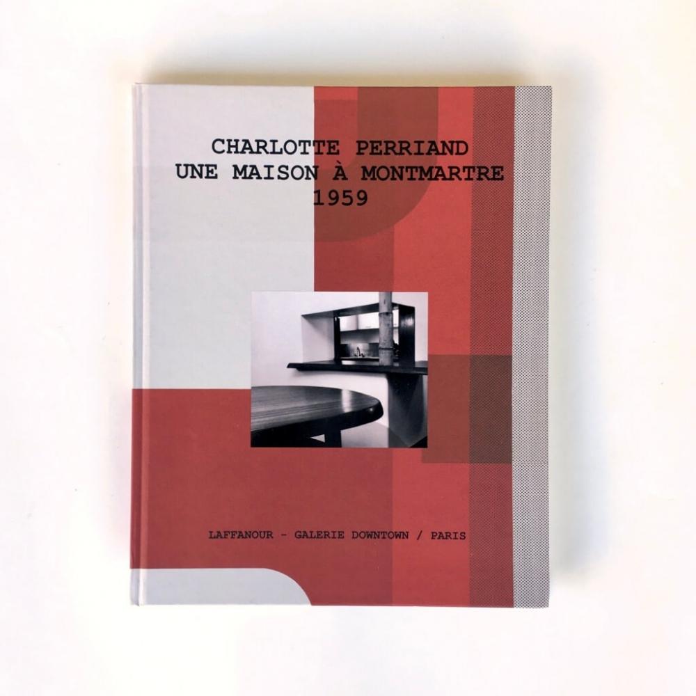 Charlotte Perriand une maison à Montmartre 1959