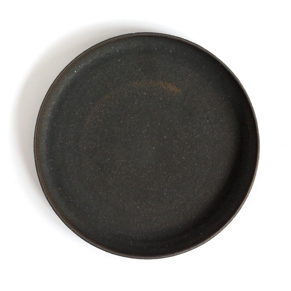 sabie/7寸平皿 黒