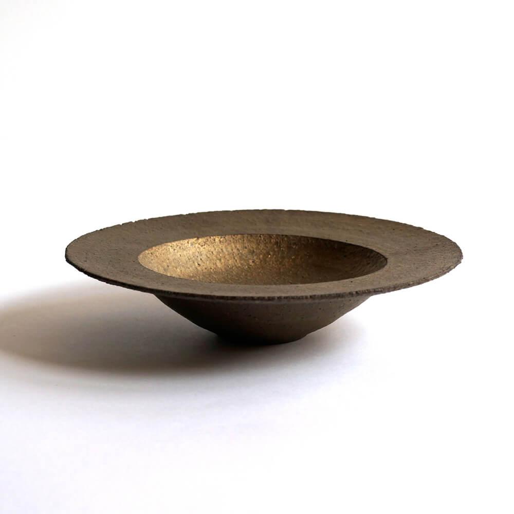 sabie/リム鉢 ブロンズ