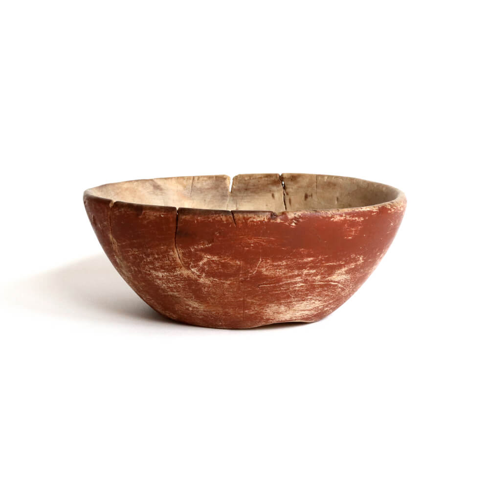 Finnish Wooden Craft/Bowl M_2