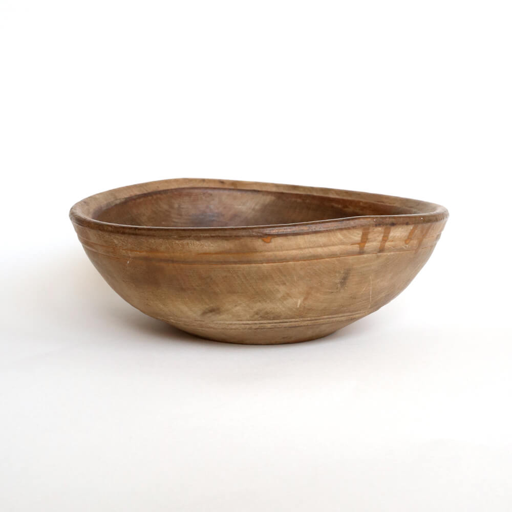 Finnish Wooden Craft/Bowl L