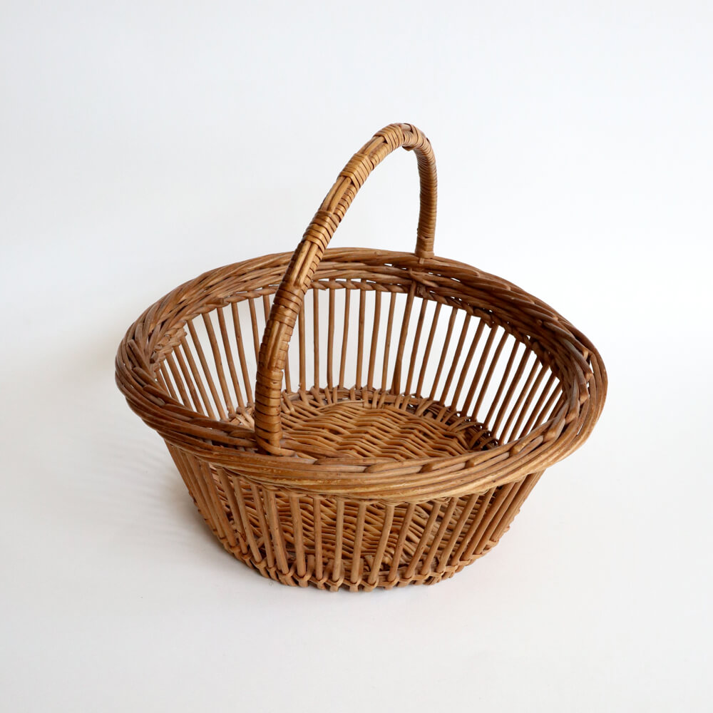 France/ Willow Basket