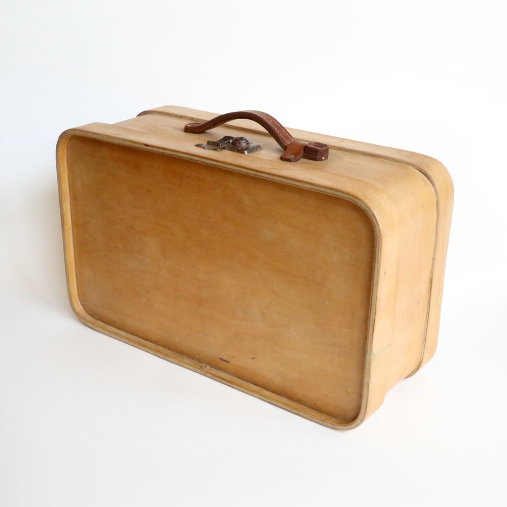 Finnish Wooden Craft/Trunk case