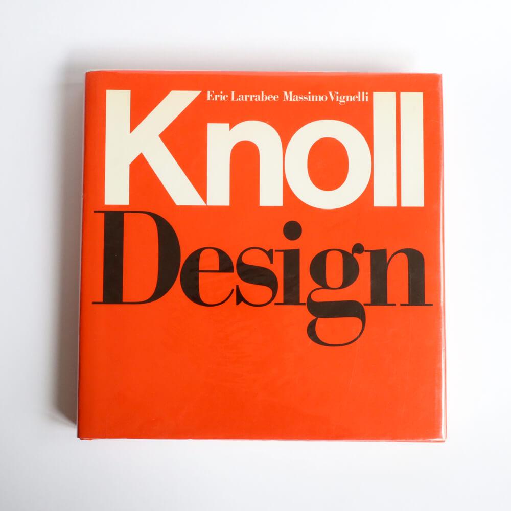 Eric Larrabee Massimo Vignelli / Knoll design