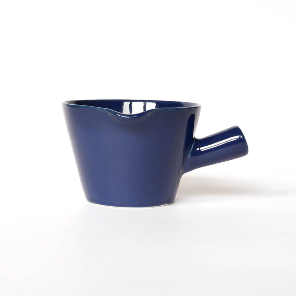 Kaj Franck/KILTA/Bowl with handle/Blue