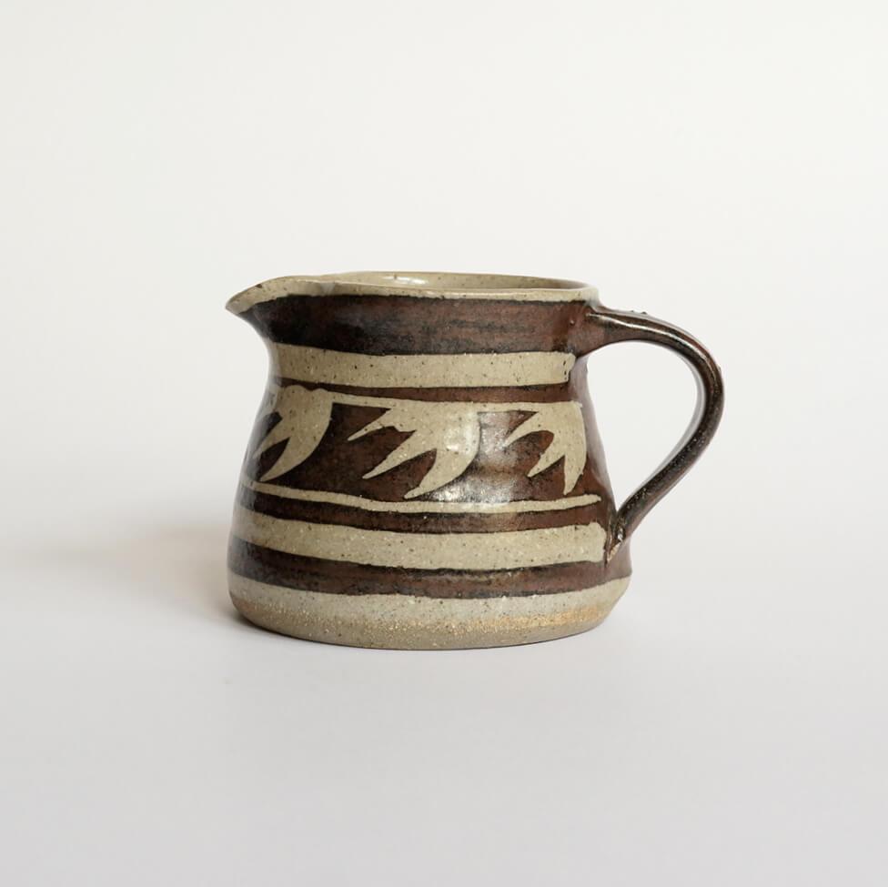 Ian Box/Trevillian Pottery/Creamer
