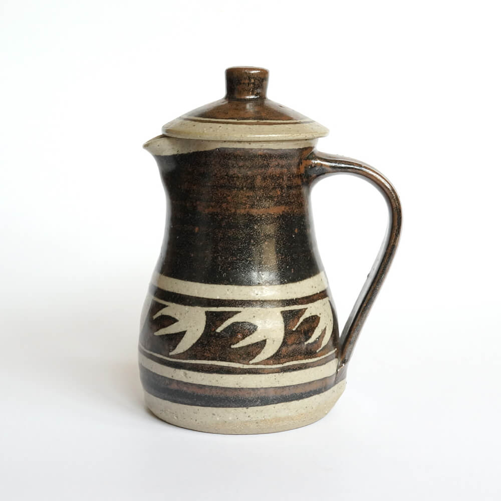 Ian Box/Trevillian Pottery/Pot