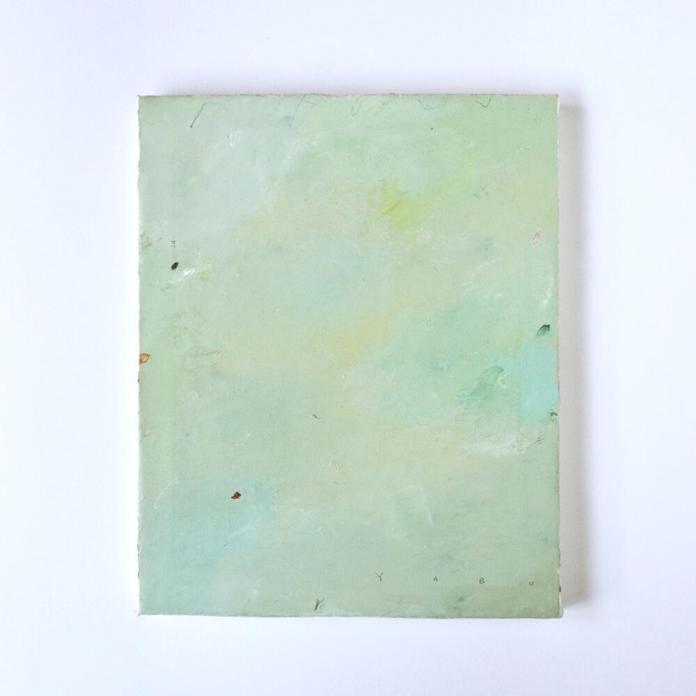 YABU/ Finding the Sea / Pale Green