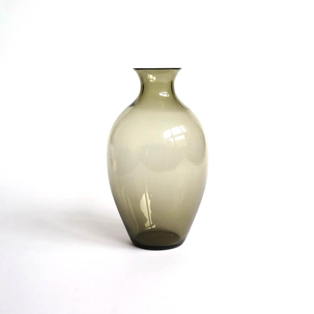 Wilhelm Wagenfeld / 1930's Glass Vase For VLG