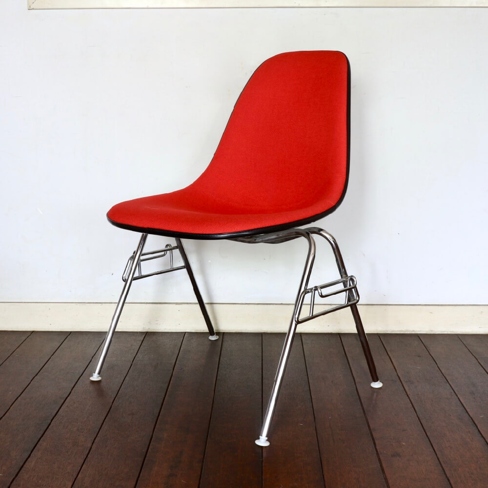 Charles & Ray Eames /Sideshell/ Stacking Base