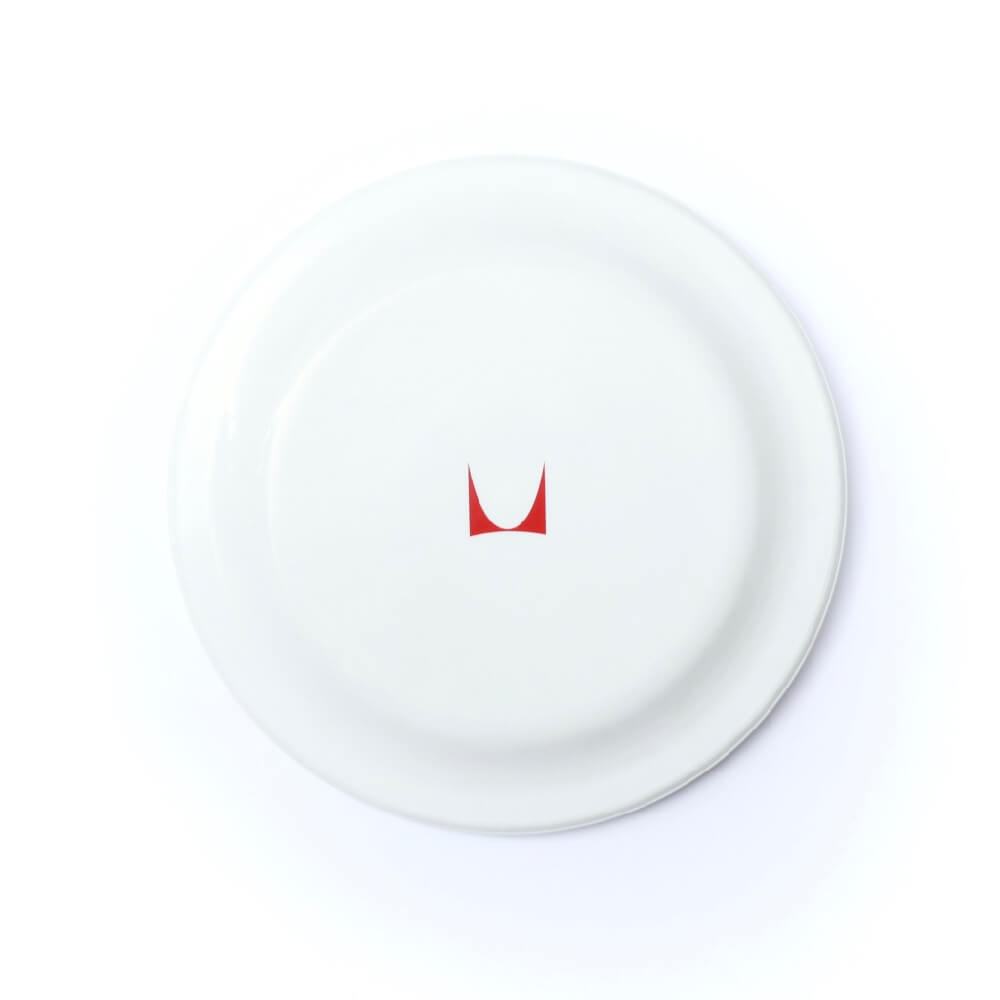 Flying disc / Herman Miller / White