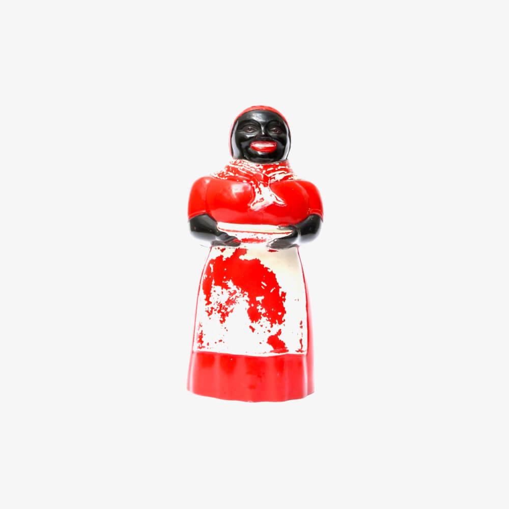 Vintage Salt Shaker / AUNT JEMIMA