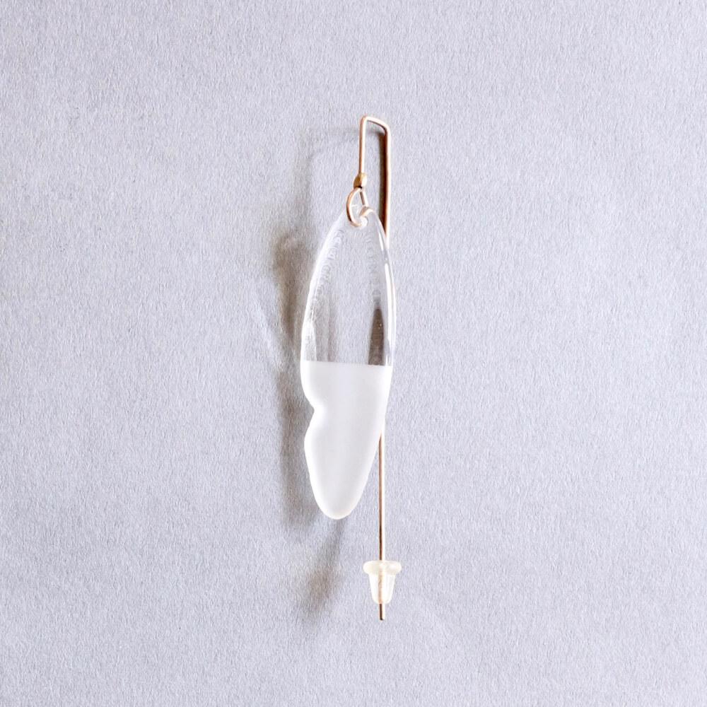 SIRI SIRI/MOLA MOLA single earring2 / ML304 (ピアス)