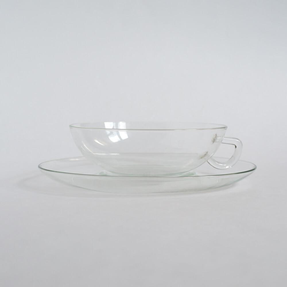 Wilhelm Wagenfeld / イエナグラス カップ&ソーサー