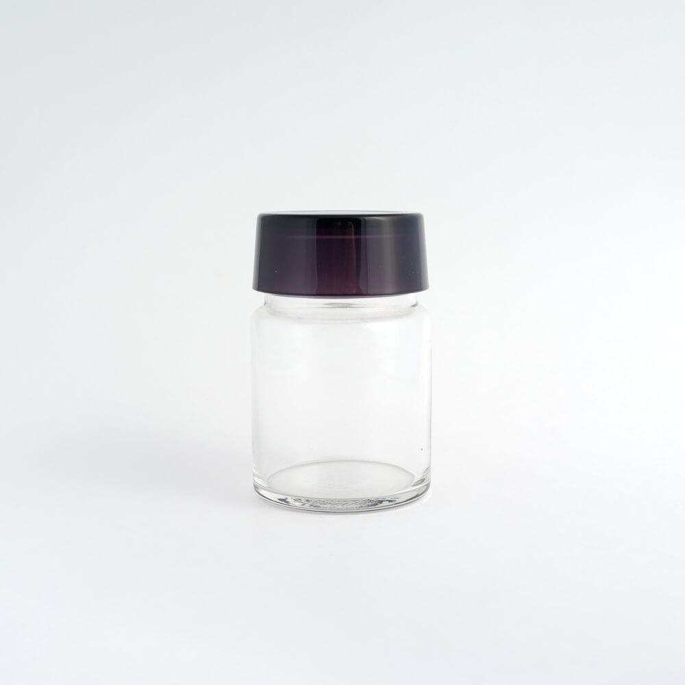 Saara Hopea/Nuutajarvi/Spice Jar#1931_Purple
