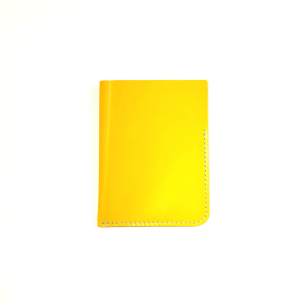 Alice Park/Card Case/Yellow