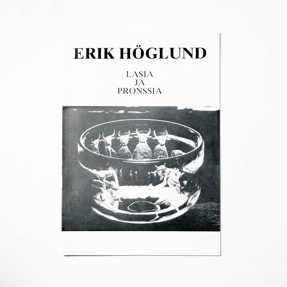 Erik Hoglund lasia ja pronssia