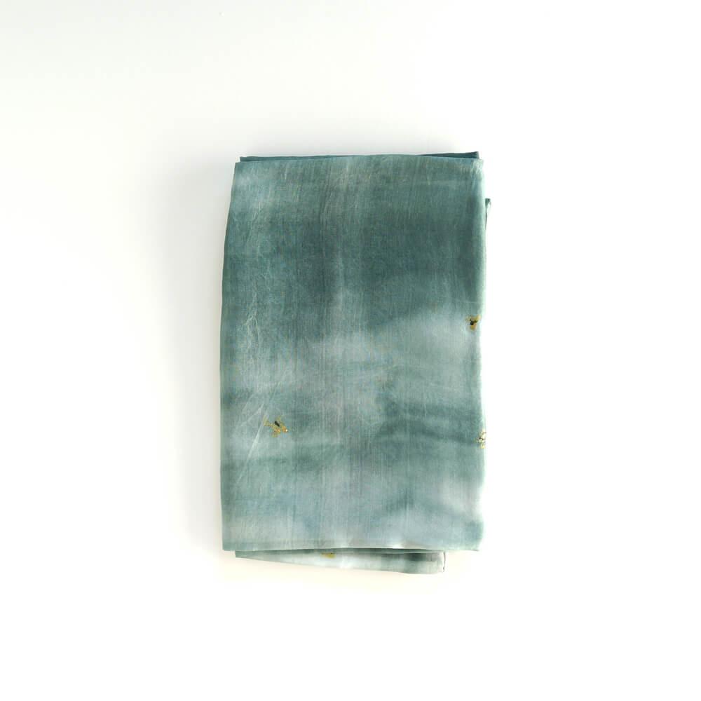 Melanie Decourcey/Silk Scarves/Rectangle XX
