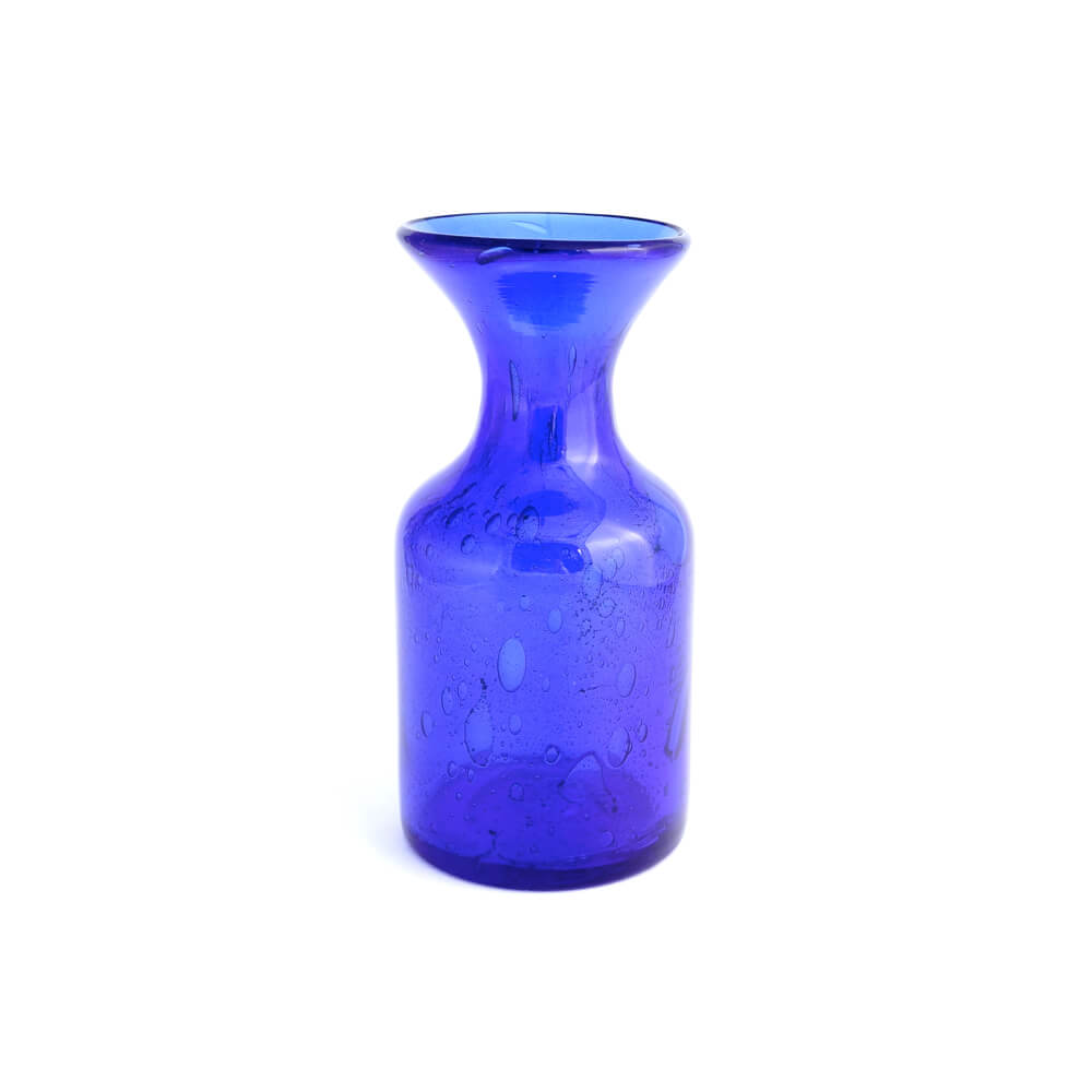 Erik Hoglund / HAND MADE Vase/Blue