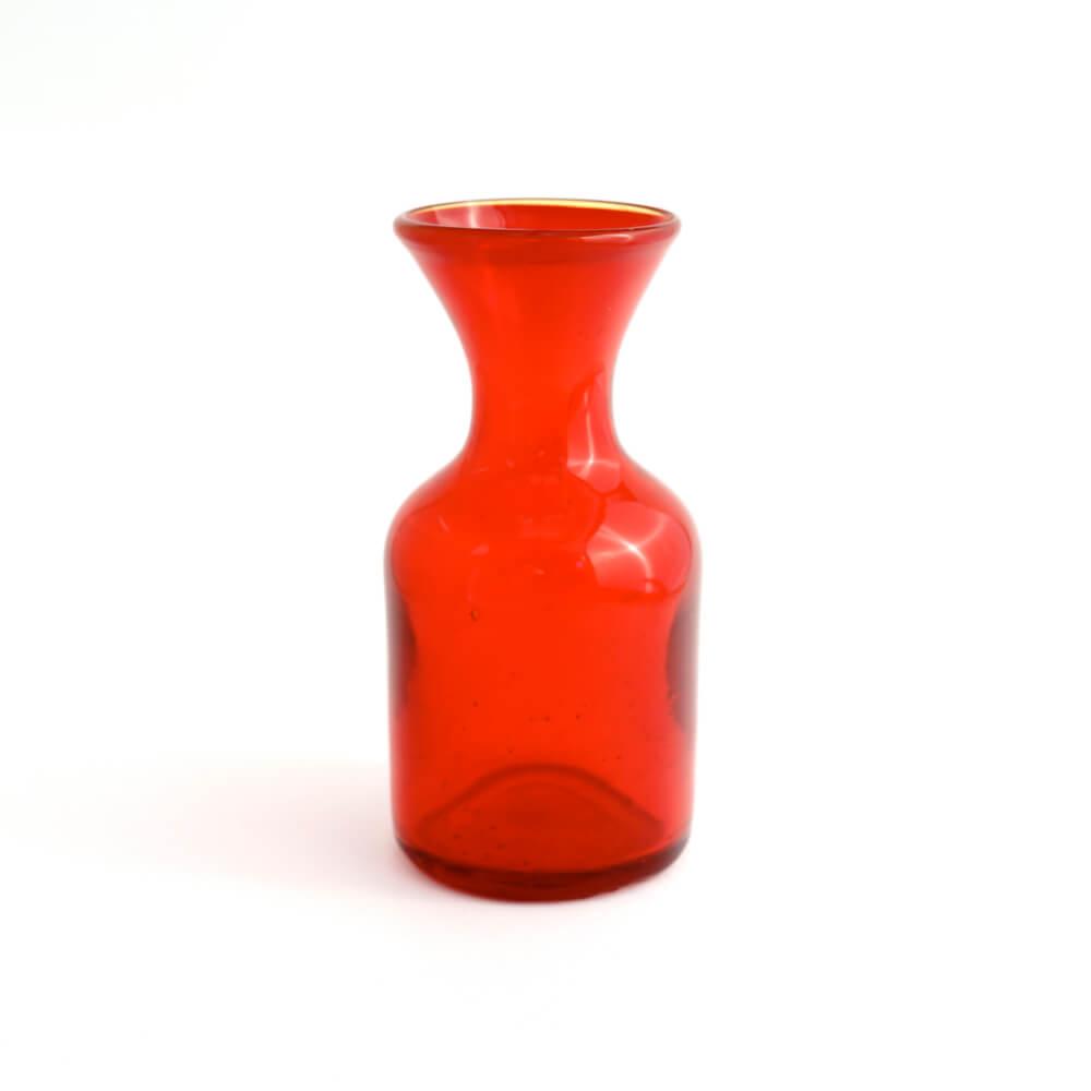 Erik Hoglund / HAND MADE Vase/Red