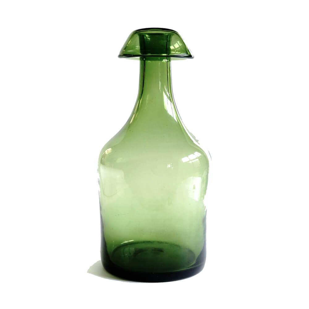 Erik Hoglund / HAND MADE Vase/Green