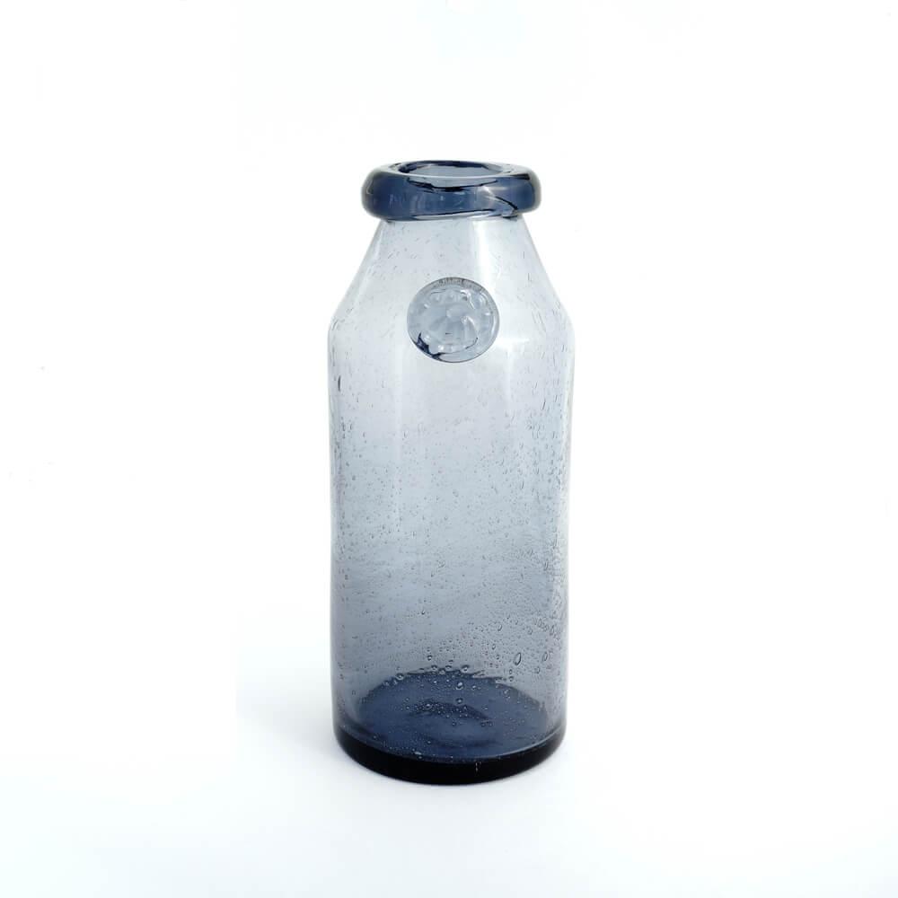 Erik Hoglund / HAND MADE Vase/Light Blue