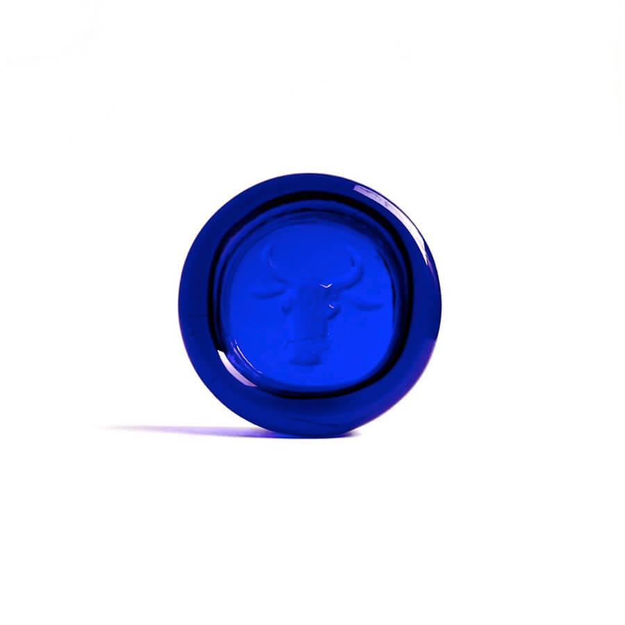 Erik Hoglund/Boda Zodiacs/Blue_Round_牛