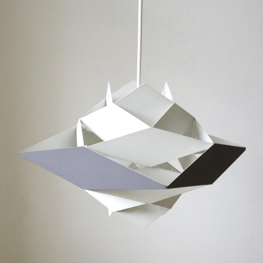 Denmark/Ceiling Lamp for Hans Fφlsgaard