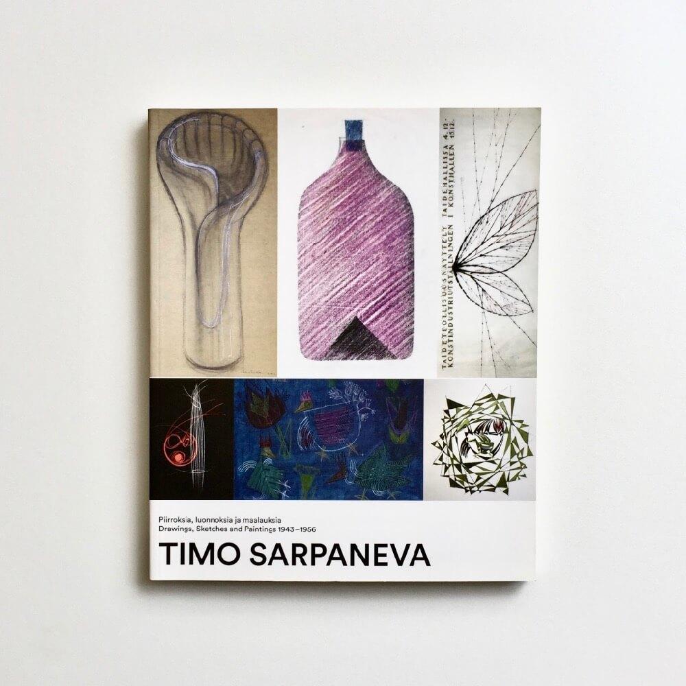 TIMO SARPANEVA Drawings,Sketchesand Paintings 1943-1956