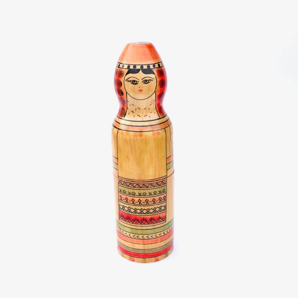 Wooden bottle cover / M /女性B